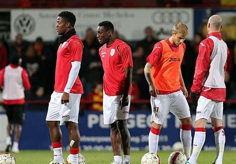 El Standard de Lieja amenaza con abandonar la Liga Belga ...
