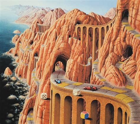 El surrealismo de Jacek Yerka | CosasSencillas.Com