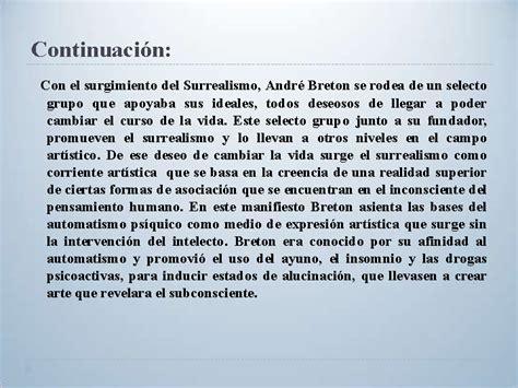El Surrealismo  página 2    Monografias.com