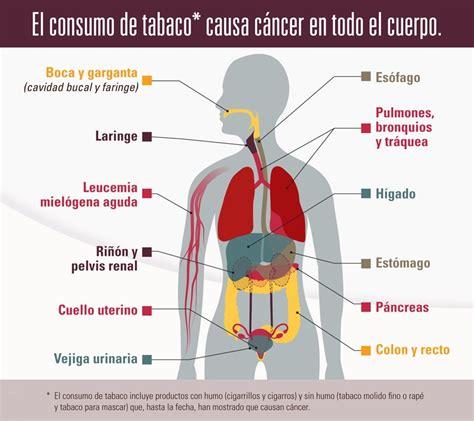 El tabaco y el cáncer | CDC