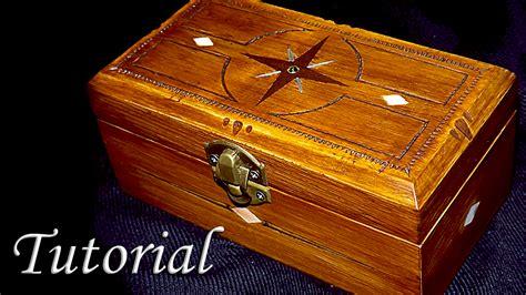El Taller de la Inventiva: Como decorar una caja de madera