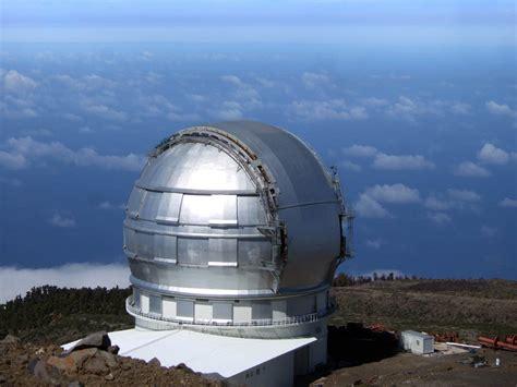El telescopio: Telescopios famosos