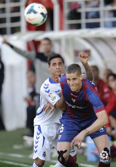 El Tenerife amarga la fiesta del Eibar   Liga de Fútbol ...