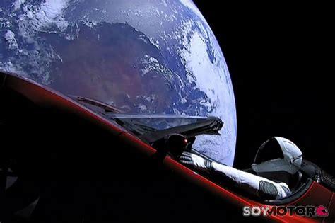 El Tesla Roadster del espacio completa su primera órbita ...