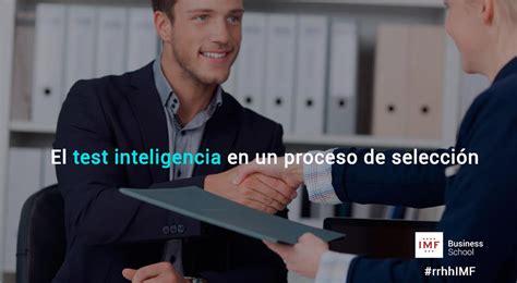 El test inteligencia y coeficiente intelectual en un ...