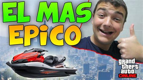 EL TODOS CONTRA MÍ MÁS ÉPICO DE TODOS!!   GTA 5 Online 1 ...