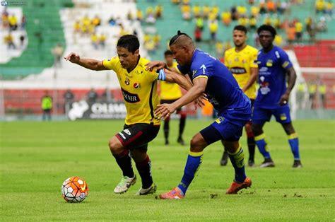 El torneo ecuatoriano de fútbol se reanuda este viernes 24 ...