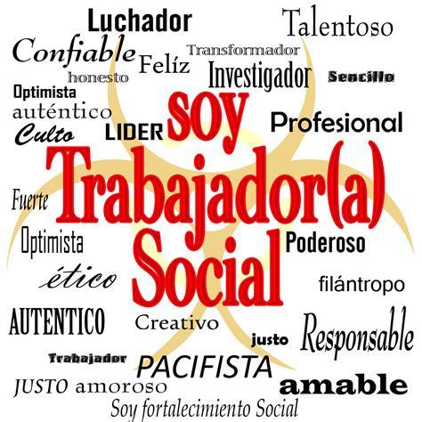 El trabajo Social – Colegio Nacional de Trabajadores Sociales