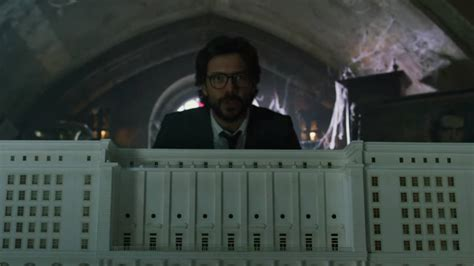 El tráiler de la temporada 3 de  La casa de papel : más ...