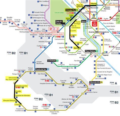 El tramo entre Tribunal y Batán de la línea 10 de Metro ...