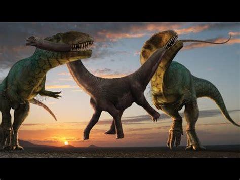 El último día de los dinosaurios   Documental en español ...