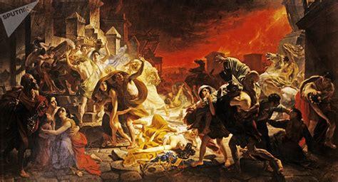El último día de Pompeya: la destrucción de la antigua ...
