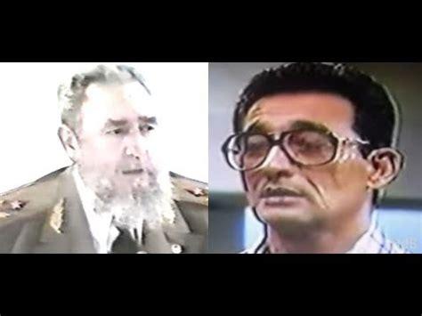 El último pensamiento del Cubano Arnaldo Ochoa, antes de ...