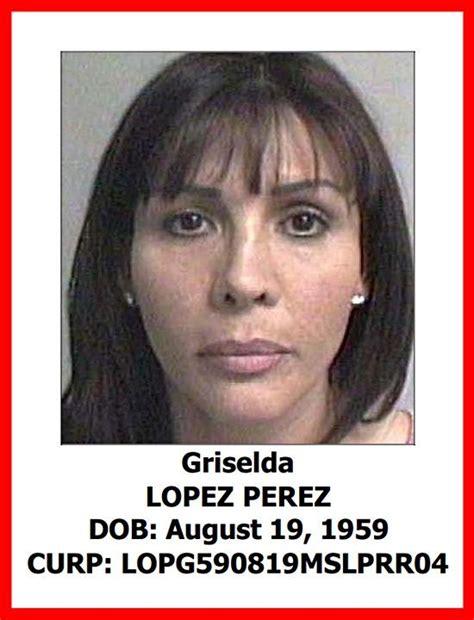 El Universal on Twitter:  Ella es Griselda López Pérez ...