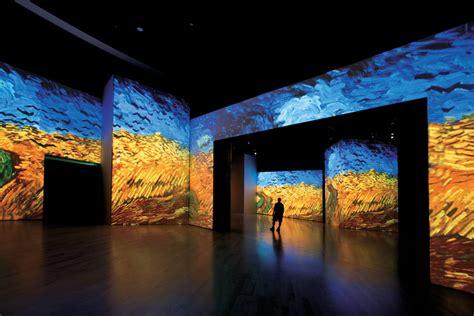 El universo de Van Gogh como nunca antes lo habías visto ...
