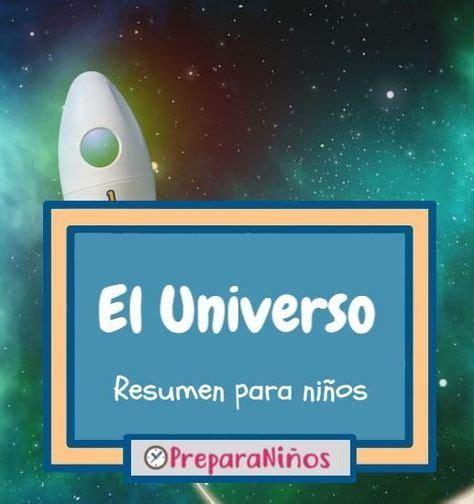 El #Universo explicado para niños | El universo para niños ...
