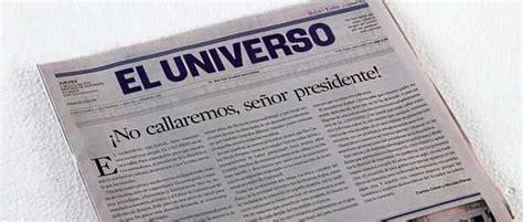 El Universo pide anulación de juicio | La República EC