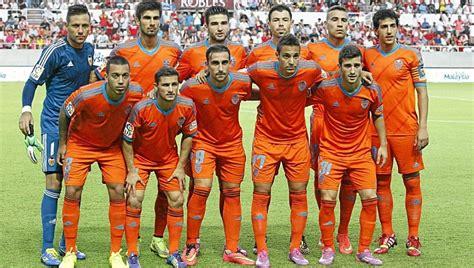 El Valencia presenta el once más joven de la Liga por ...
