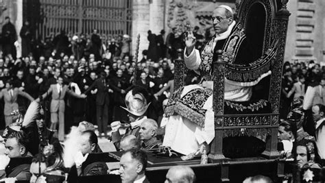 El Vaticano, a punto de abrir los archivos secretos sobre ...