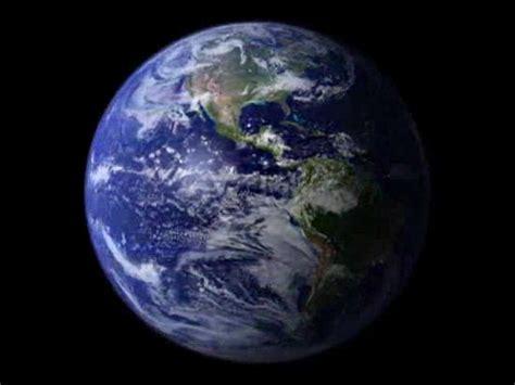El verdadero color de la Tierra visto desde el espacio ...
