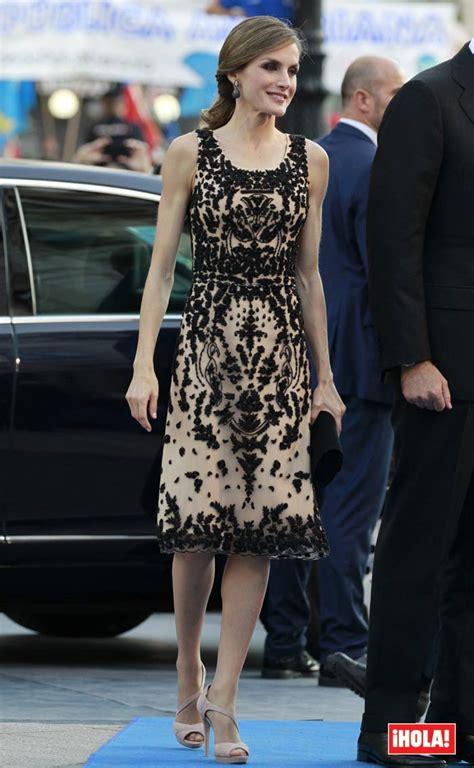 El vestido de la reina Letizia y el de Nicole Kidman ...