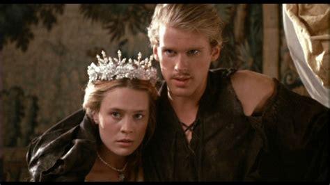 El vestuario medieval de  La Princesa Prometida  Sin ...