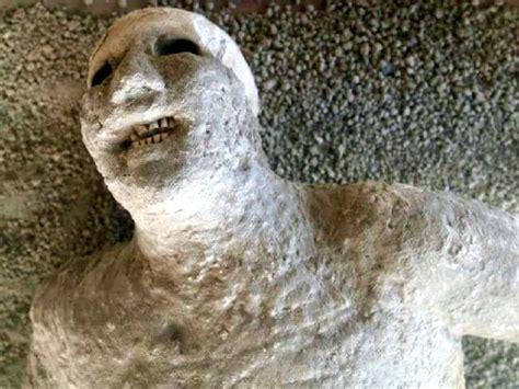 El Vesubio vaporizó los fluidos corporales de sus víctimas ...