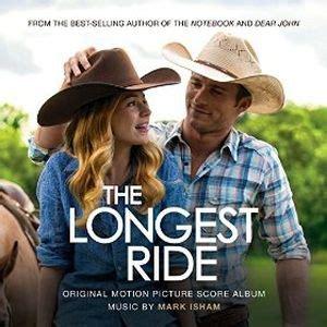 El viaje más largo  Score    The Longest Ride  Score ...