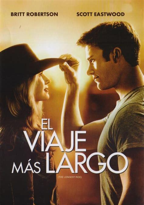 El Viaje Mas Largo The Longest Ride Pelicula Dvd   $ 161 ...