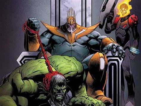 El viejo Thanos todavía podría aparecer en las películas ...