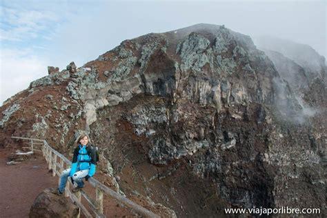 El volcán Vesubio   Italia  Visita y recomendaciones