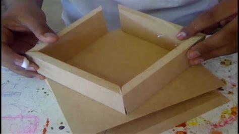 Elaboracion de caja de madera Parte 3   YouTube