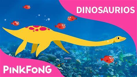 Elasmosaurio   Dinosaurios   PINKFONG Canciones Infantiles ...