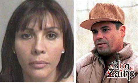 elblogdelzaino.com: Ex pareja del  Chapo  Guzmán, se queja ...