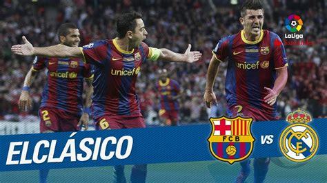 ElClásico   Resumen de FC Barcelona vs Real Madrid  5 0 ...