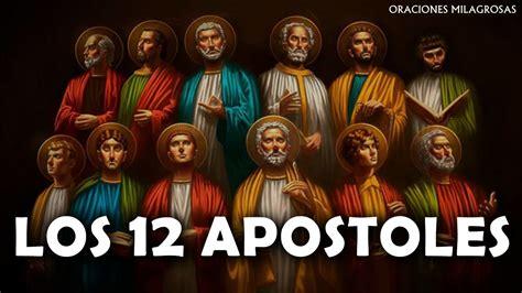 Elección de los 12 Apóstoles   Los 12 Discípulos de ...