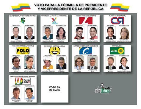 Elecciones 2010   ABC de las elecciones   Colombia.com