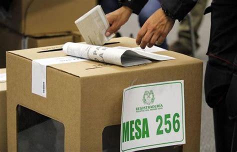 Elecciones 2018: ¿Cómo consultar tu puesto de votación?