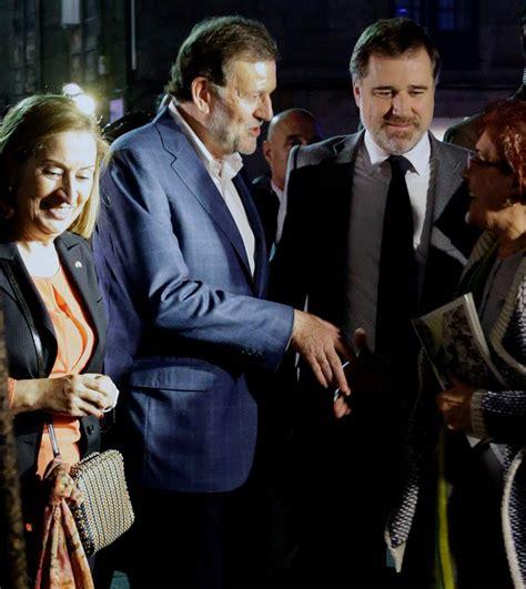Elecciones generales 2015   Un joven agrede a Mariano ...