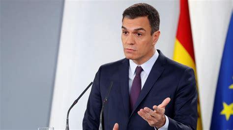 Elecciones generales 2019: La última hora sobre Pedro ...