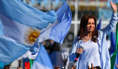 Elecciones legislativas en Argentina: Cristina Fernández ...
