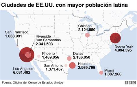 Elecciones: los mapas que muestran de qué países vienen y ...