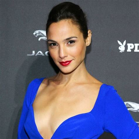 Electric Blue from Gal Gadot s Best Looks | E! News