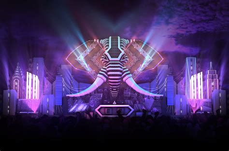 Electric Zoo 2017 NYC Themed Stages: Get the Inside Scoop ...