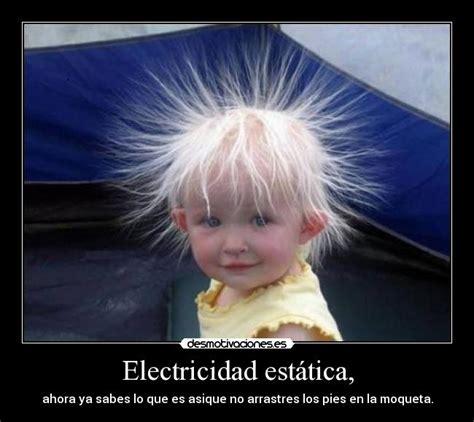 Electricidad estática, | Desmotivaciones