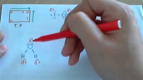Electronegatividad, polaridad y enlaces y moléculas ...