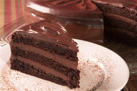 Elegant Chocolate Cake | Equal Exchange