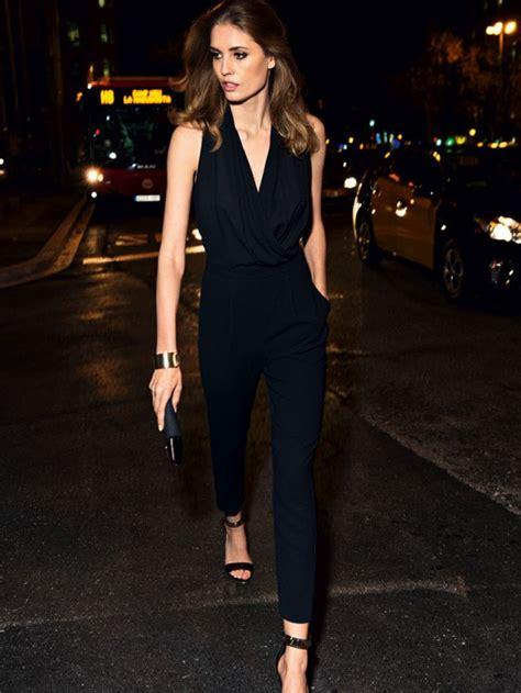 Elegant Fashion Mango Night Out on the Town
