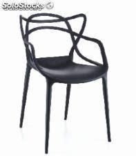 Elegante sillas de plastico baratas