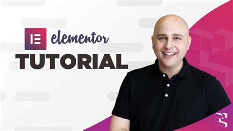 Elementor   WordPress Page Builder Tutorial  2018    WPCrafter